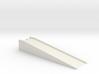 N scale TOFC Ramp 3d printed