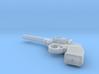 1:3 Miniature Webley Revolver 3d printed