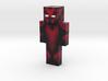 Slendch   Minecraft toy 3d printed