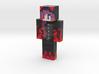 Ruka   Minecraft toy 3d printed