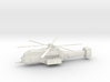 Warrior H8 Mechanized Helicopter Unit  3d printed