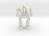 Dervish Mechanized Walker System  3d printed
