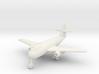 (1:200) Messerschmitt Me P.1099A (Gear down) 3d printed