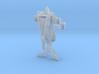 scifi UD4Ldropship rev2 3d printed