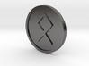 Othala Coin (Elder Futhark) 3d printed