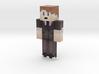 Xalteka | Minecraft toy 3d printed