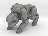Wolfenstein Panzerhund 1/60 miniature for games 3d printed