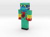 xXSamBelangerXx | Minecraft toy 3d printed