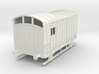 o-43-nlr-kesr-luggage-brake-coach 3d printed
