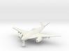 (1:144) Messerschmitt Me262 HG I w/ DVL canopy 'C' 3d printed