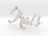 Custom Necklace Irais 3d printed