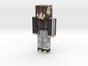 BrushfireBean | Minecraft toy 3d printed