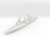 HMS Belfast 1/1800 3d printed