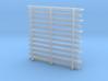 Unterzüge Typ-A 1:40 für Tender KL401/402/403 3d printed