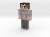 pandovian   Minecraft toy 3d printed