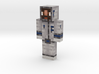 Tiboxtronote | Minecraft toy 3d printed