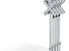 croix de st andré double SNCB MNSB epoque 5 4 piec 3d printed