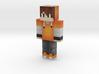 Orange_boy | Minecraft toy 3d printed