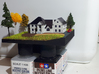 House large 1/400 3d printed