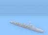 ORP Conrad formally HMS Danae 1:1800 WW2 cruiser 3d printed