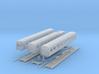 """Class 303 """" Blue Train"""" in N Gauge 3d printed"""