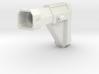 Laser Pulse Rifle Shoulder Stock for Nerf Modulus 3d printed