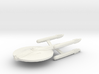 USS Bonaventure X Small / 9cm - 3.54in 3d printed