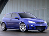 2002 Ford Focus RS 1/10th RC wheel 3d printed