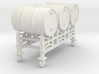 Drum racking stand - 1:50 3d printed