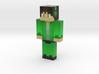 dbzjp   Minecraft toy 3d printed