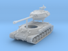 IS-4 Heavy Tank Scale (custom): 1:285 3d printed