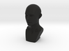 Generic Male Bust 3d printed