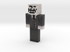 Hendrik | Minecraft toy 3d printed