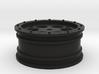 Slider 2.2 front wheel 3d printed