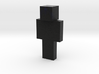 loveswept | Minecraft toy 3d printed