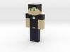 Jufuru | Minecraft toy 3d printed