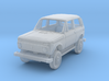 Lada Niva 1600 (N 1:160) 3d printed