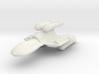 3788 Scale Romulan FlameHawk Mauler MGL 3d printed