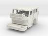 1/87 Rosenbauer Flat Roof Short Length Cab 3d printed