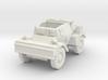 Daimler Dingo mk2 (open) 1/100 3d printed
