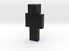 b2e11a96e0068774 | Minecraft toy 3d printed