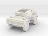 Daimler Dingo mk2 (open) 1/56 3d printed