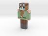 mslaylabug | Minecraft toy 3d printed