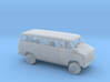 1/87 1971 Chevrolet G Sport Van Kit 3d printed