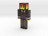 vortex27 | Minecraft toy 3d printed
