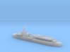 1/2400 Scale British LST-3 with LCT 6 3d printed