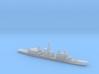 1/1250 Scale German Frigate Bremen F207 Class 3d printed