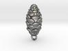 Pine Cone Pendant 3d printed