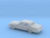 1/76 1977-79 Cadillac Fleetwood Brougham Kit 3d printed