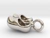 2 Dutch wooden shoes pendant 3d printed